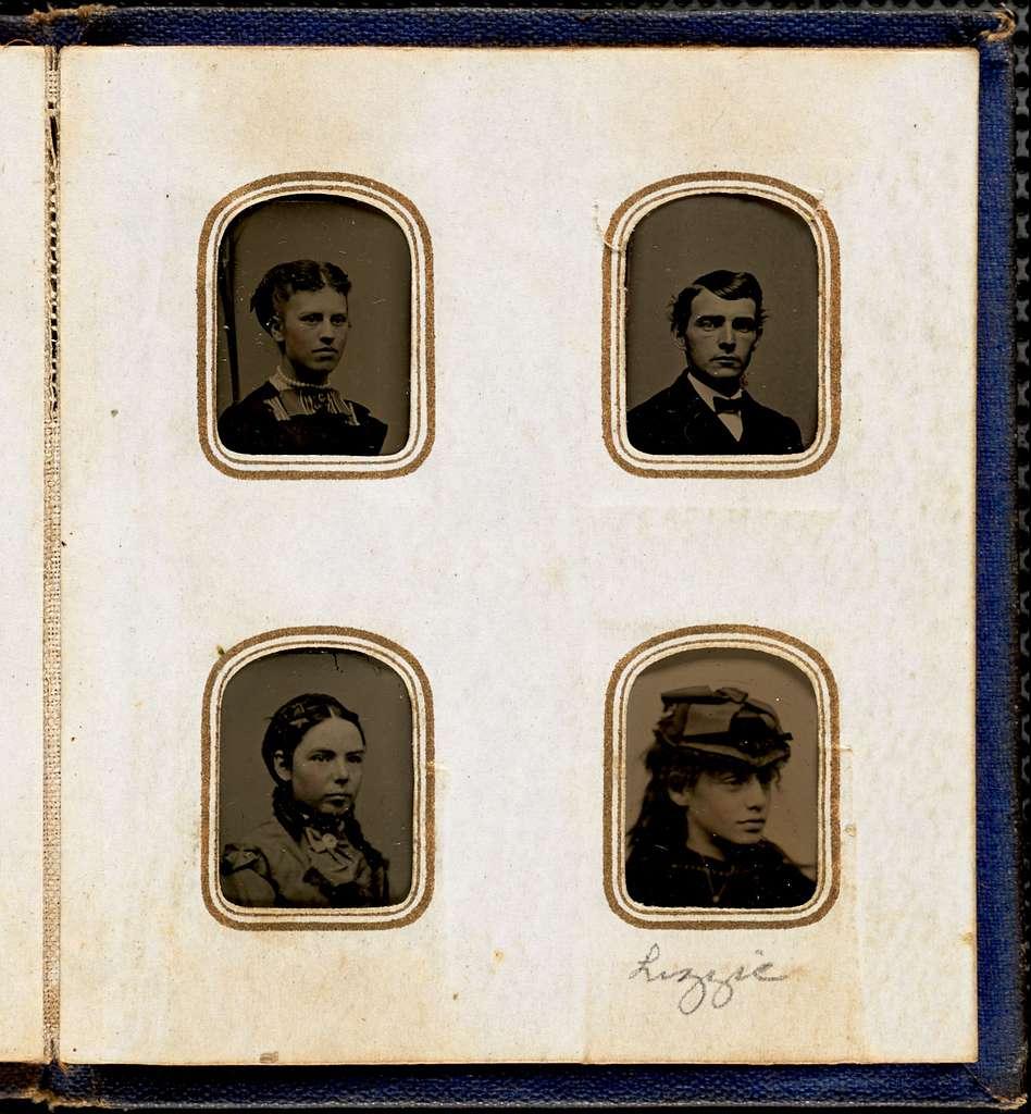 Tintype Album