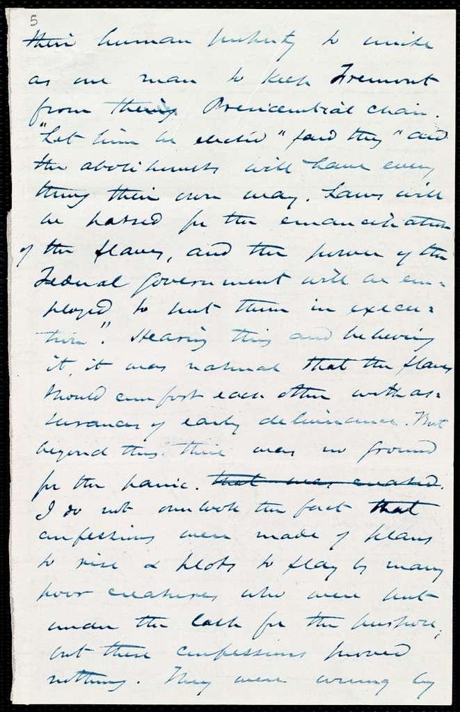 Letter from James Miller M'Kim, Anti-Slavery Office, Phil[adelphi]a, [Penn.], to Maria Weston Chapman, Nov. 19th, [1857]