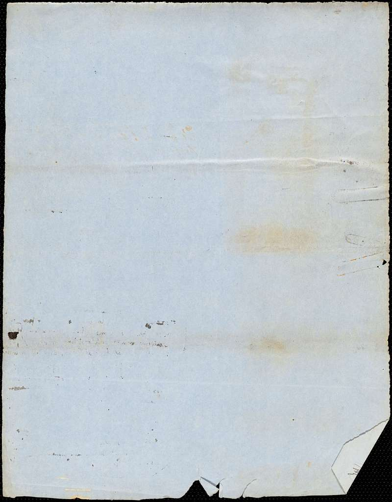 Five sermons by Theodore Parker, 1858 Jan[uary] 10 -Fe[bruary] 7