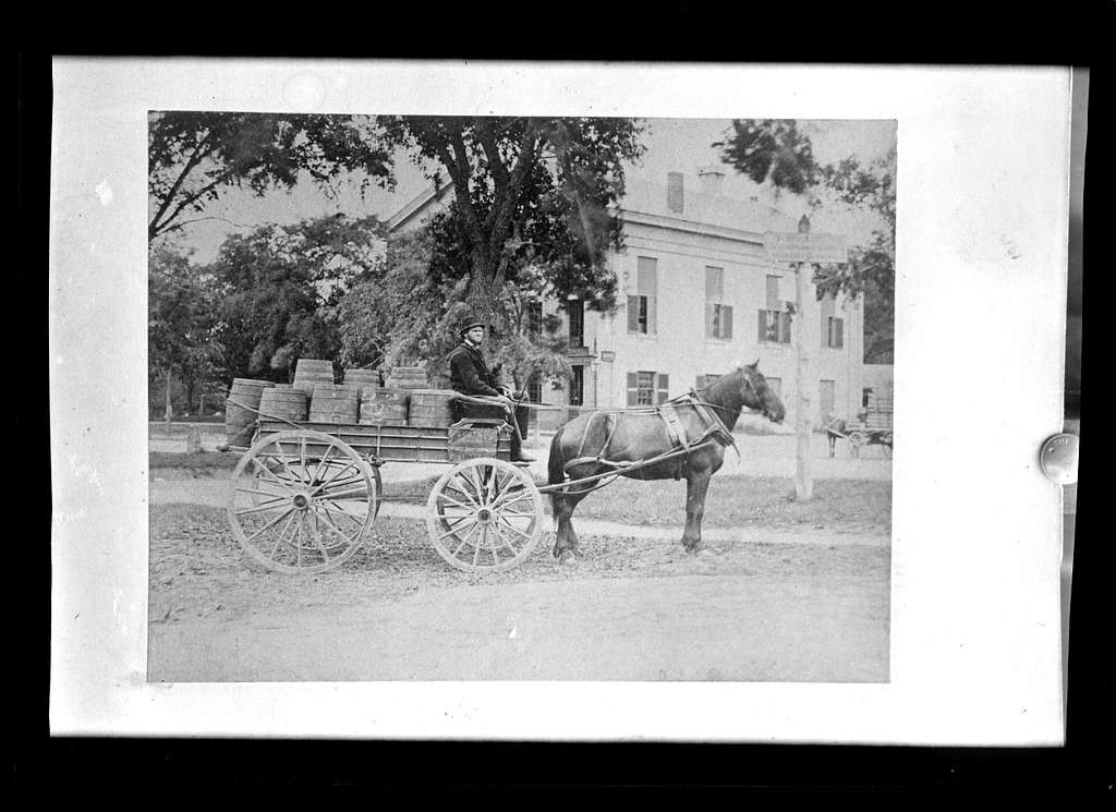 Souther's Ale delivery wagon