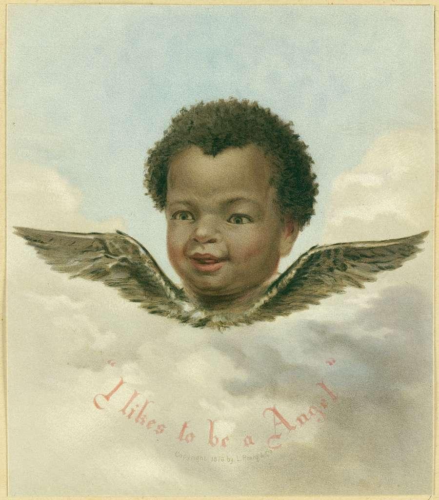 I Likes to be a Angel