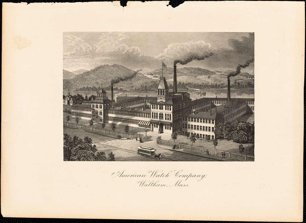 American Watch Company, Waltham, Mass.
